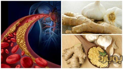 خاصیت درمانی سیر در سیستم عروقی قلبی