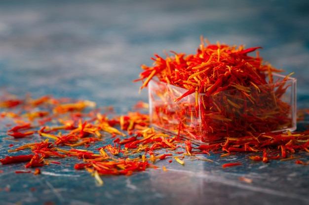 زعفران طلای سرخ در غذاهای اصیل ایرانی