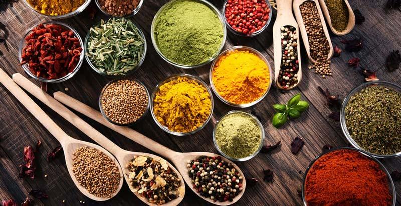 طرز تهیه ادویه مخصوص غذاهای مختلف