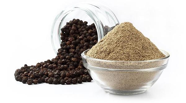مشخصات گیاهی فلفل سیاه